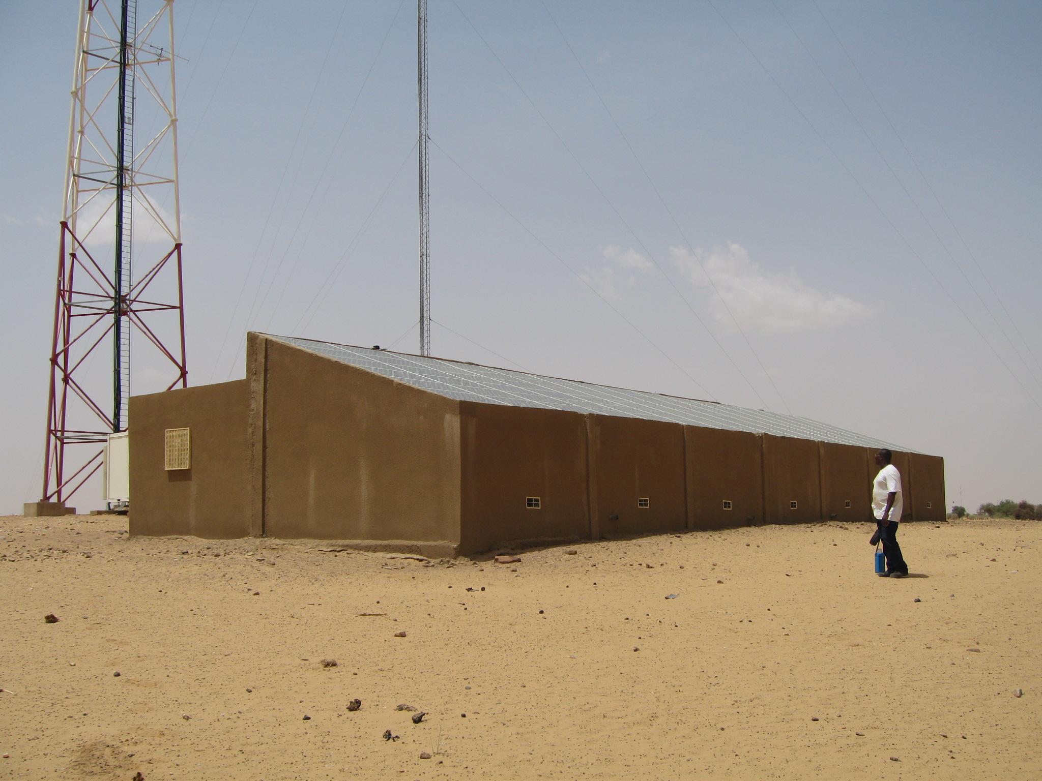 BP Solar - Burkina Faso